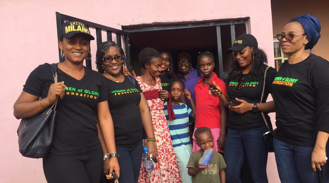 Rehabilitation of Chinyere: A homeless woman