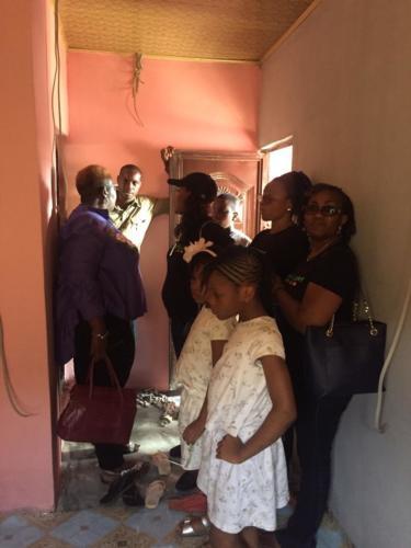 Rehabilitation of Chinyere